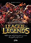 Capa do livro Guia Definitivo de League of Legends, Ricardo Caetano
