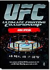 Capa do livro UFC Ultimate Fighting Championship: Guia Oficial, Anthony B. Evans | THomas Gerbasi