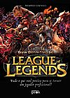 Capa do livro League of Legends, Ricardo Caetano
