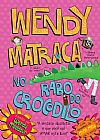 Capa do livro Wendy Matraca no Rabo do Crocodilo, Wendy Meddour