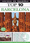 Capa do livro Top 10: Barcelona, Annelise Sorensen