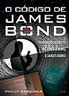 Capa do livro Código de James Bond, O, Philip Gardiner