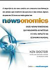 Capa do livro Newsonomics, Ken Doctor