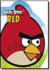 Capa do livro Angry Birds: Red, Vergara & Riba