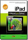 Capa do livro iPad O Manual que Faltava, J.D. Biersdorfer