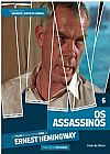 Capa do livro Os Assassinos, Ernest Hemingway