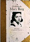 Capa do livro DIARIO DE MARY BERG, O - MEMORIAS DO GUETO DE VARSOVIA, BERG/SHNEIDERMAN