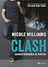 Capa do livro Clash, Nicole Williams