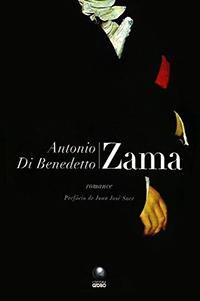Capa do livro Zama, Antonio Di Benedetto
