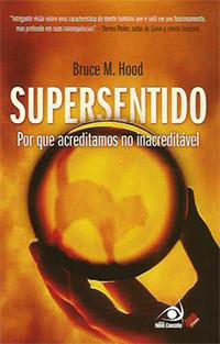 Capa do livro Supersentido (pocket), Bruce M. Hood