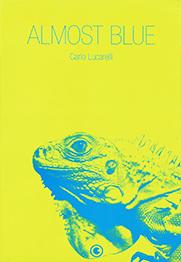 Capa do livro Almost Blue, Carlo Lucarelli