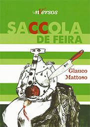 Capa do livro Saccola de Feira, Glauco Mattoso