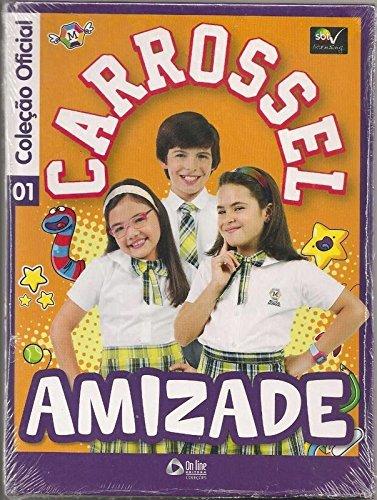 Capa do livro Carrossel - Amizade Vol. 1, Vários Autores
