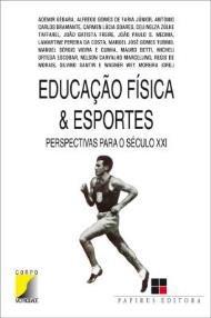 Capa do livro Educação Física & Esportes - Perspectivas para o Século XXI - 7ª Ed., Vários Autores