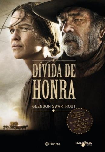 Capa do livro Dívida de Honra, Glendon Swarthout