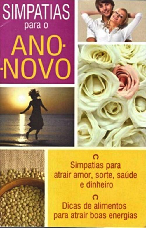 Capa do livro Simpatias para o Ano-Novo, Alaúde