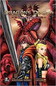 Capa do livro Dragons Dogma Progress - Vol. 1, Hirotoshi Hirano