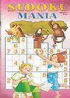 Capa do livro Sudoku Mania - Rosa, Giuliana Donati