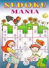 Capa do livro Sudoku Mania - Azul - Edição 2, Girassol
