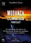 Capa do livro Mudança Climática - Forecast, Stephan Faris