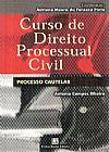Capa do livro Curso de Direito Processual Civil - Processo Cautelar, Antonio Campos Ribeiro
