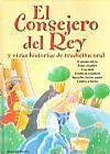Capa do livro El Consejero del Rey y Otras Historias de Tradición Oral (capa dura / espanhol), Alexandre Parafita