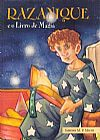 Capa do livro Razanique e o Livro de Magia, Simone M. P. Michi