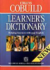Capa do livro Collins Cobuild - Learner´s Dictionary - Helping Learners With Real English, Harper Collins