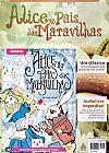 Capa do livro Alice no País das Maravilhas (CD), Lewis Carroll