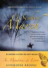 Capa do livro O Senhor March, Geraldine Brooks