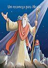 Capa do livro Um Recomeço para Abraão - Col. As Mais Famosas Histórias da Bíblia, Cedic
