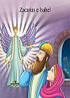 Capa do livro Zacarias e Isabel - Col. As Mais Famosas Histórias da Bíblia, Cedic
