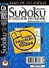 Capa do livro Sudoku - Coletânea Sudoku de Bolso - Nº 6, Coquetel