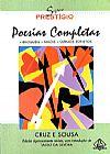 Capa do livro Poesias Completas - Super Prestígio, Vários Autores