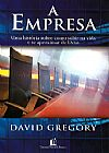 Capa do livro A Empresa, David Gregory