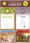 Capa do livro Velas e Cores / Florais / Spa / Magia Celta - Col. Caras Zen (Kit - 2 livros + 2 CDs) Edição 2, Caras