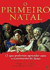 Capa do livro O Primeiro Natal, Vários Autores