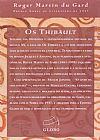 Capa do livro Os Thibault (box com 5 volumes), Roger Martin du Gard