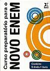 Capa do livro Curso Preparatório para o Novo Enem (box com 9 DVDs + 1 livro), Sandra Regina Klippel