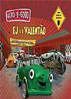 Capa do livro EJ e o Valentão - Série Auto-B-Good (capa dura), Phillip Walton