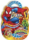 Capa do livro Maleta - Spider-Man & Friends (8 livros + DVD/CD-ROM com jogos),