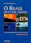 Capa do livro O Brasil Visto por Dentro, Vinod Thomas