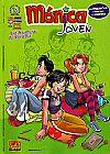 Capa do livro Mónica Joven - Las Aventuras del Dia a Dia (em espanhol), Mauricio de Sousa