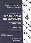 Capa do livro Direito Comercial 2ª Ed. - Teoria Geral do Contrato - Col. Direito Comercial Vol. 4 (capa dura), Vários Atores