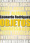 Capa do livro Objetos, Leonardo Rodrigues