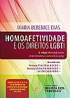 Capa do livro Homoafetividade e os Direitos LGBTI 6ª Ed., Maria Berenice Dias