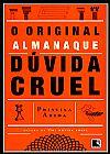 Capa do livro O Original Almanaque: Dúvida Cruel, Priscila Arida
