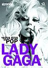 Capa do livro Lady Gaga - A Nova Diva do POP - Col. Atrevida (formato revista),
