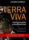 Capa do livro Terra Viva - Ciência Intuição e a Evolução de Gaia, Stephan Harding