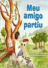 Capa do livro Meu Amigo Partiu, Andrea Viviana Taubman